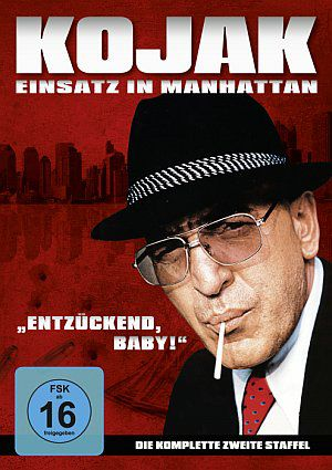 Kojak - Einsatz in Manhattan Staffel 2
