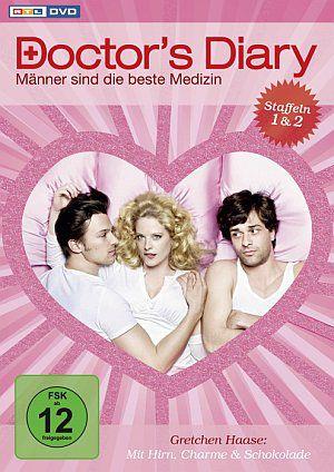 Doctor's Diary - Männer sind die beste Medizin Staffel 1&2 (DVD) 2008