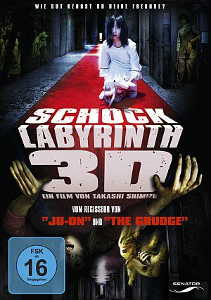 Schock Labyrinth 3D (DVD) 2009