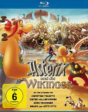 Asterix und die Wikinger (Blu-ray) 2006