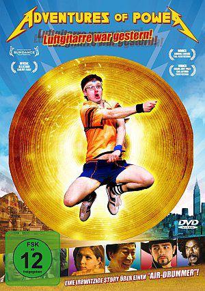 Adventures of Power (DVD) 2008