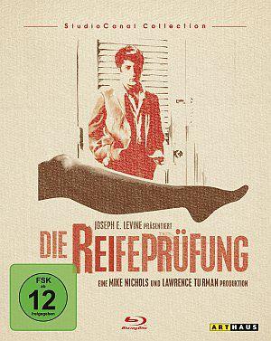 Die Reifeprüfung - StudioCanal Collection (Blu-ray) 1967