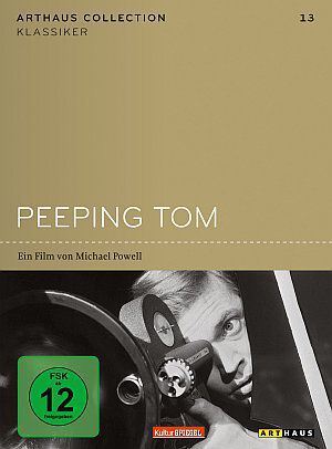 Augen der Angst, Augen der Angst (Peeping Tom - Arthaus Collection Klassiker) (DVD) 1960