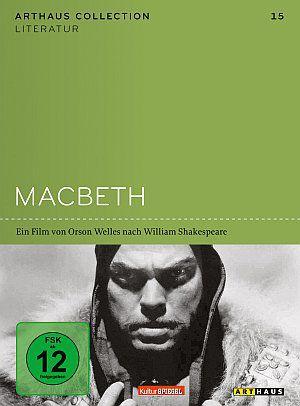 Macbeth - Arthaus Collection Literatur (DVD) 1948