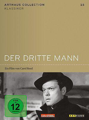 Der dritte Mann - Arthaus Collection Klassiker (DVD) 1948