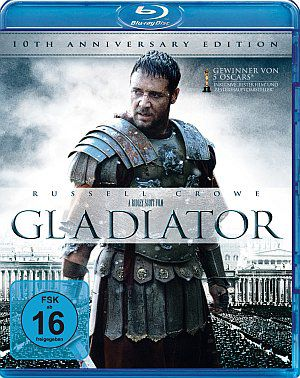 Gladiator - 10th Anniversary Edition (Blu-ray) 2000