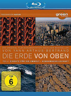 Green is Universal - Die Erde von oben - Teil 5 - Einsatz für die Umwelt (Blu-ray) 2004