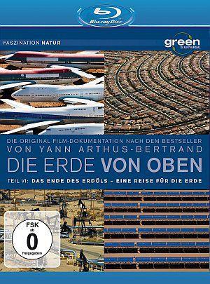 Green is Universal - Die Erde von oben - Teil 6 - Das Ende des Erdöls +  Eine Reise für die Erde (Blu-ray) 2004