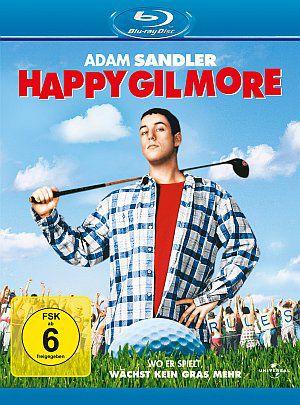 Happy Gilmore - Ein Champ zum Verlieben (Blu-Ray) 1996