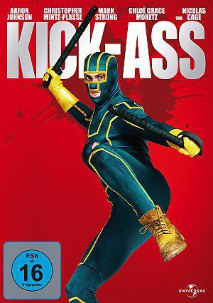 Kick-Ass (DVD) 2010