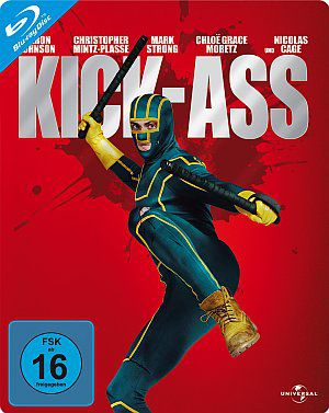 Kick-Ass - Steelbook (Blu-ray) 2010