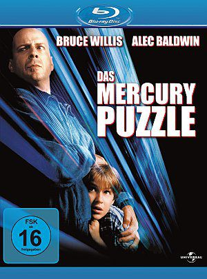 Das Mercury Puzzle (Blu-ray) 1998