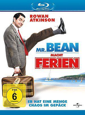 Mr. Bean macht Ferien (Blu-ray) 2007