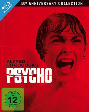 Psycho - 50th Anniversary Collection (Blu-ray) 1960