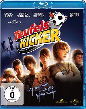Teufelskicker (Blu-ray) 2010