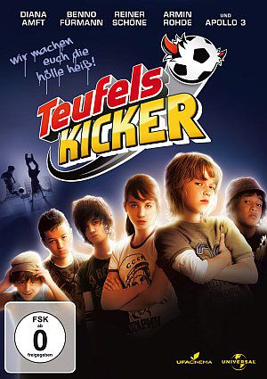 Teufelskicker (DVD) 2010