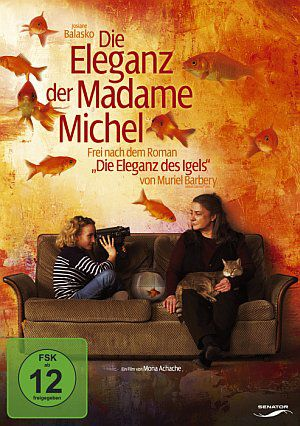 Die Eleganz der Madame Michel (DVD) 2009