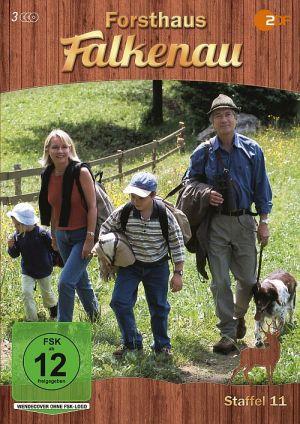 Forsthaus Falkenau - Staffel 11 (DVD) 1989