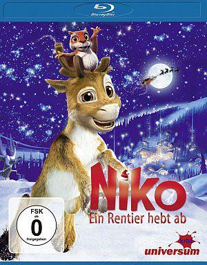 Niko - Ein Rentier hebt ab (Blu-ray) 2009