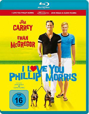 I Love You Phillip Morris (Blu-ray) 2009