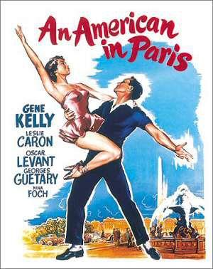 Ein Amerikaner in Paris (Kino) Englisch 1951