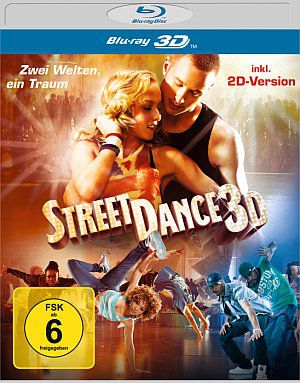StreetDance 3D (Deluxe) (Blu-ray) 2010
