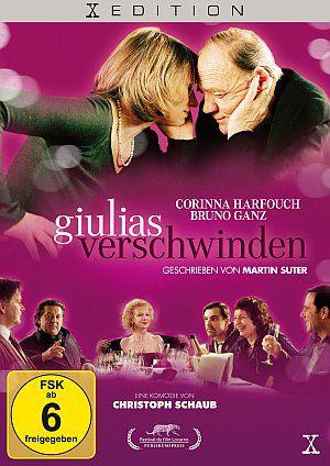 Giulias Verschwinden (DVD) 2009