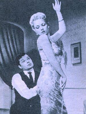 "Peer Schmidt und Eva Kerbler in ""Santa Lucia"""