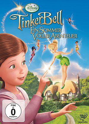 TinkerBell - Ein Sommer voller Abenteuer (DVD) 2008