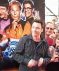 Michael Bully Herbig auf der (T)Raumschiff Surprise-Premiere