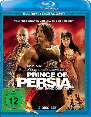 Prince of Persia - Der Sand der Zeit (Blu-ray & Digital Copy)