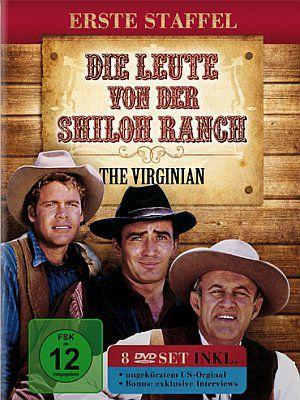 Die Leute von der Shiloh Ranch - Erste Staffel (DVD) 1962