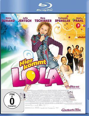 Hier kommt Lola! (Blu-ray) 2010