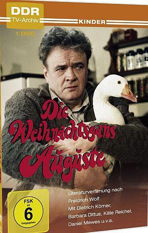 Die Weihnachtsgans Auguste (DVD) 1986