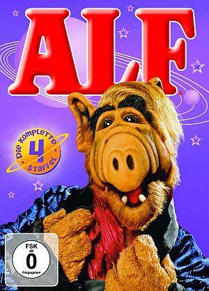 ALF - Die komplette vierte Staffel