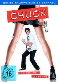Chuck - Die komplette zweite Staffel