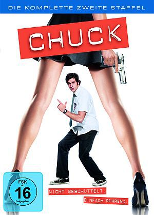 Chuck - Die komplette zweite Staffel (DVD) 2007