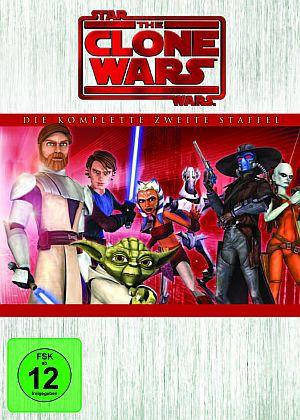 Star Wars: The Clone Wars - Die komplette zweite Staffel