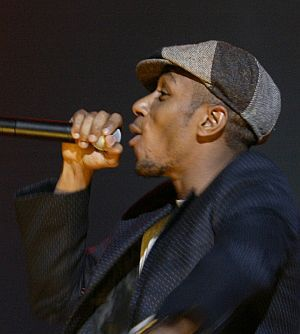 "Mos Def in ""Lightning in a Bottle"""