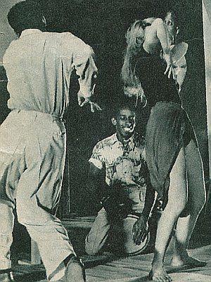 Brigitte Bardot tanzt sich in Ekstase