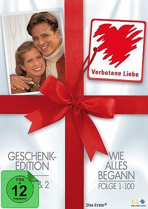 Verbotene Liebe - Die Geschenkedition (Box 1+2 , Folge 1