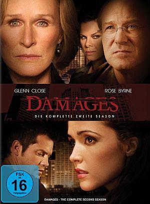Damages - Die komplette zweite Season (DVD) 2007