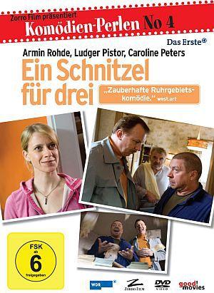 Ein Schnitzel für drei (DVD) 2009