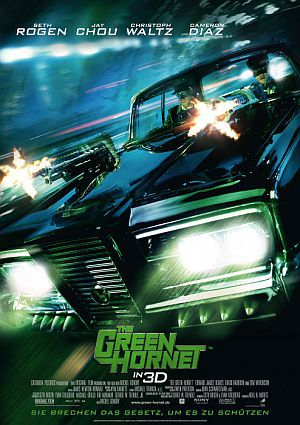 The Green Hornet (3D) (Kino) 2010