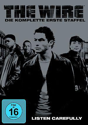 The Wire - Die komplette 1. Staffel