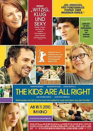 The Kids Are All Right (Kino) 2010