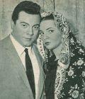 Mario Lanza und Sarita Montiel