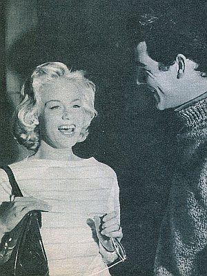 Film Revue, 14. Oktober 1958, Jahrgang 12, Nr.21, S. 41, Mary Ure, Gary Raymond, Blick zurück im Zorn (Retro)