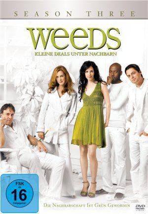 Weeds - Kleine Deals unter Nachbarn - Die komplette dritte Season (DVD) 2005