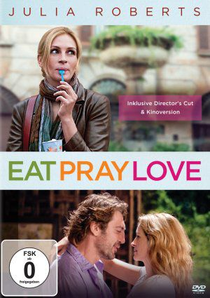 Eat, Pray, Love (DVD) 2010